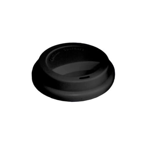 ECO termosz fedél - fekete