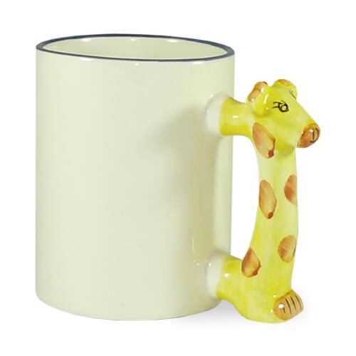 330 ml-es zsiráfos bögre szublimáláshoz, préseléshez