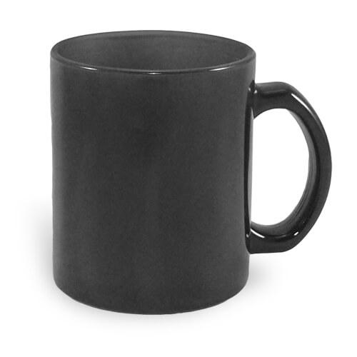 330 ml-es fekete varázspohár szublimáláshoz, préseléshez