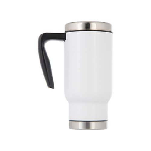 480 ml-es termobögre szublimáláshoz - fehér