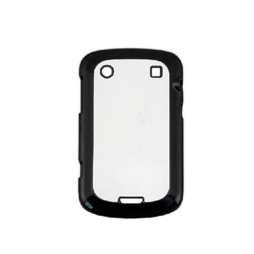BlackBerry 9900 fekete műanyag tok szublimáláshoz, préseléshez