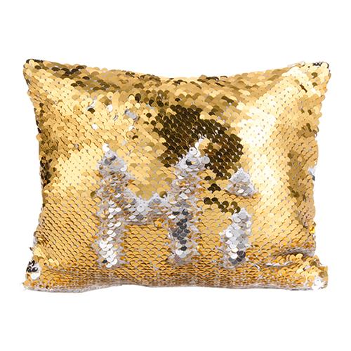Szublimálható 20,5 x 16 cm piper táska arany flitterekkel