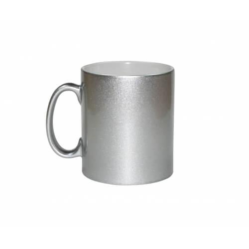 300 ml-es fémes ezüst bögre, szublimáláshoz, préseléshez