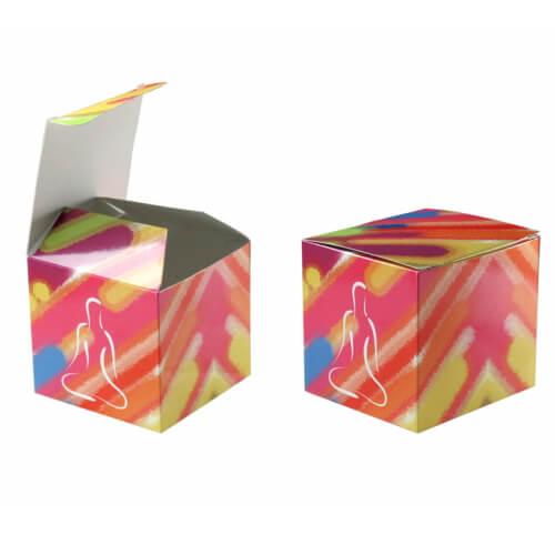 Ablak nélküli karton doboz 330 ml-es bögrékhez, szublimáláshoz, préseléshez