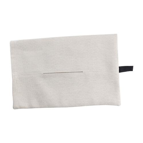 30 x 21 cm-es vászon zsebkendőtartó szublimáláshoz, préseléshez