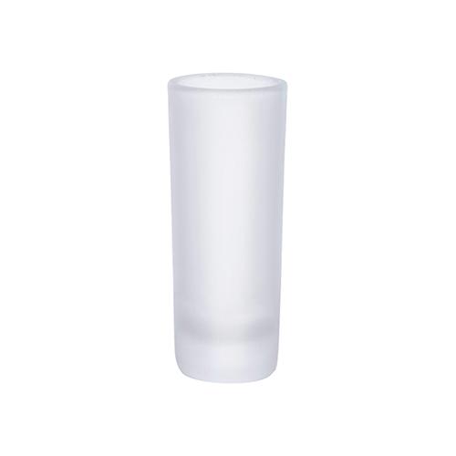 Szublimálható 90 ml opál üvegpohár