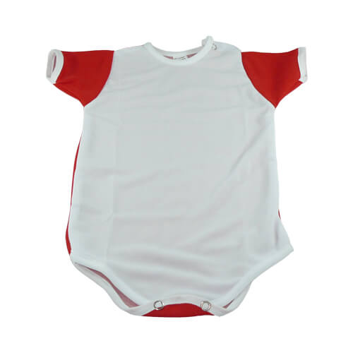 Subli-Print baby body, 80-as méret, szublimáláshoz, préseléshez