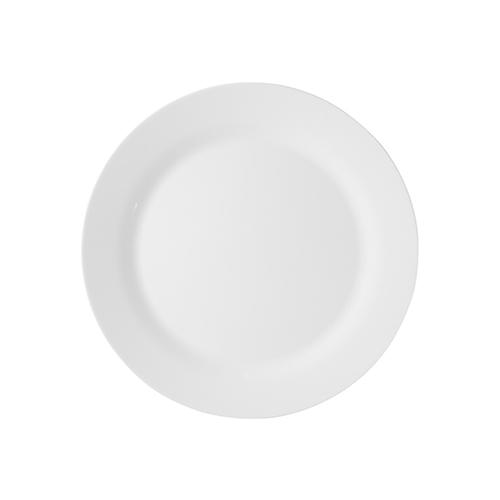Szublimálható műanyag tányér 25,5 cm