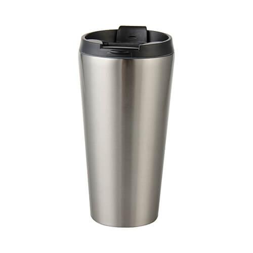 450 ml-es termobögre szublimáláshoz, préseléshez - ezüst