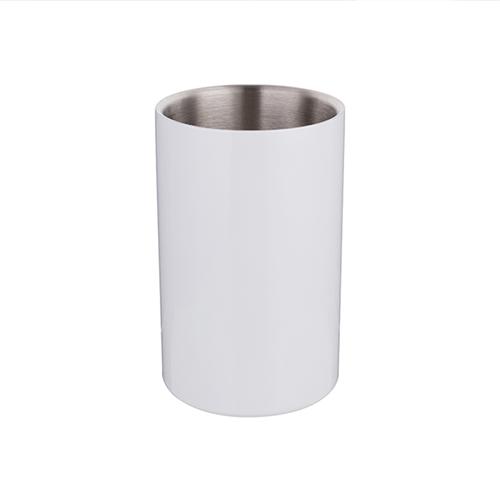 Szublimálható termo boros pohár - fehér