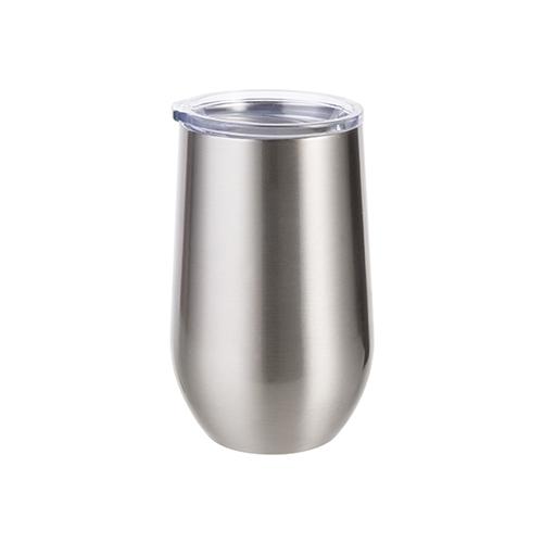 Szublimálható 500 ml-es forralt boros bögre - ezüst