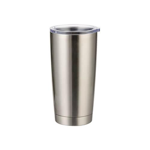 550 ml-es termoszbögre szublimáláshoz - ezüst