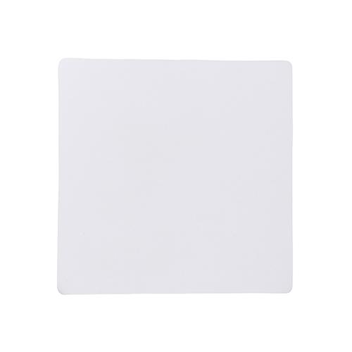 Szublimálható kerámia mat alátét - négyszög