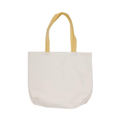 40 x 33 x 8 cm-es lenvászon táska szublimáláshoz