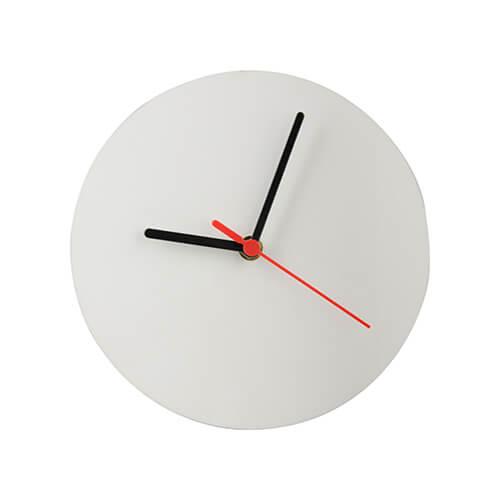 20 cm átmérőjű MDF óra, szublimáláshoz