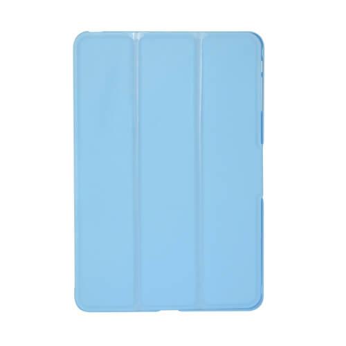 iPad Mini világos kék műanyag tok szublimáláshoz, préseléshez