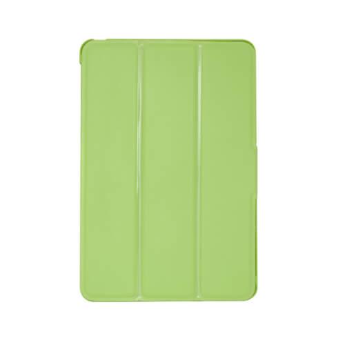 iPad Mini zöld műanyag tok szublimáláshoz, préseléshez