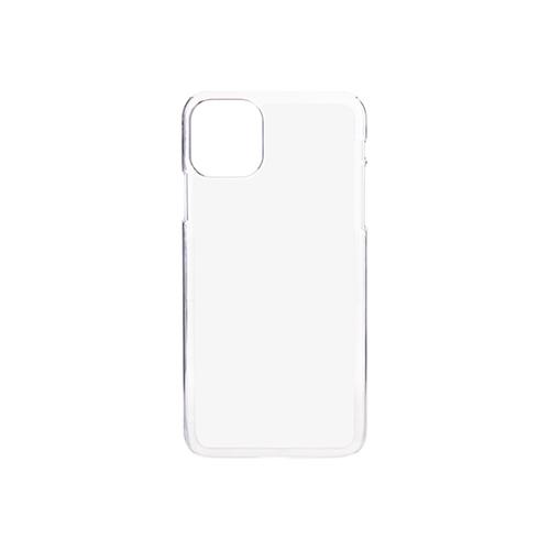 Szublimálható iPhone 11 Pro Max műanyg tok - átlátszó