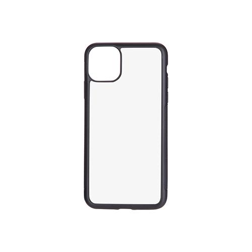 Szublimálható iPhone 11 Pro Max gumi tok - fekete