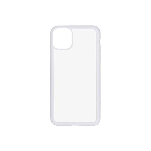 Szublimálható iPhone 11 Pro Max gumi tok - fehér