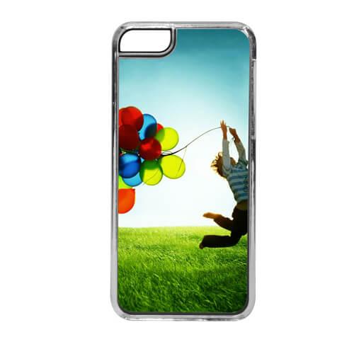 iPhone 5C áttetsző műanyag tok szublimáláshoz, préseléshez