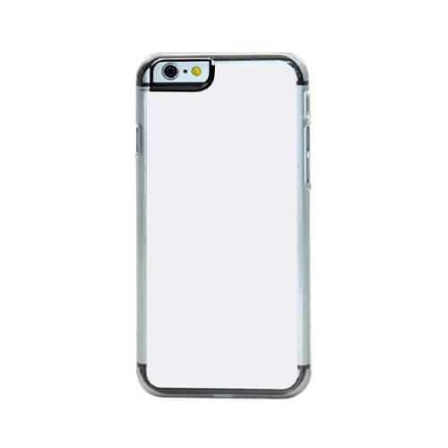 iPhone 6/6S áttetsző műanyag tok szublimáláshoz, préseléshez