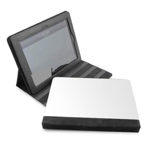iPad fekete bőrtok szublimáláshoz, préseléshez