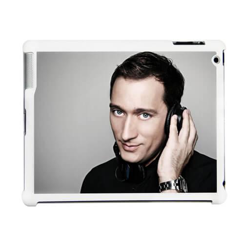 iPad fehér műanyag tok szublimáláshoz, préseléshez