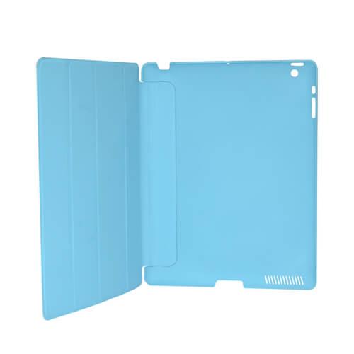 iPad kék műanyag tok szublimáláshoz, préseléshez