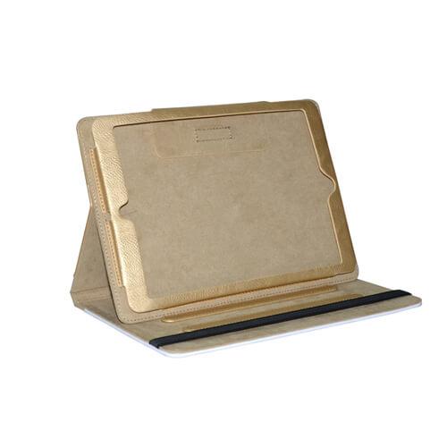 iPad Air arany színű bőrtok szublimáláshoz, préseléshez