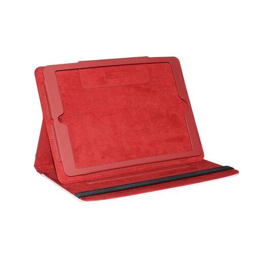 iPad Air piros bőrtok szublimáláshoz, préseléshez