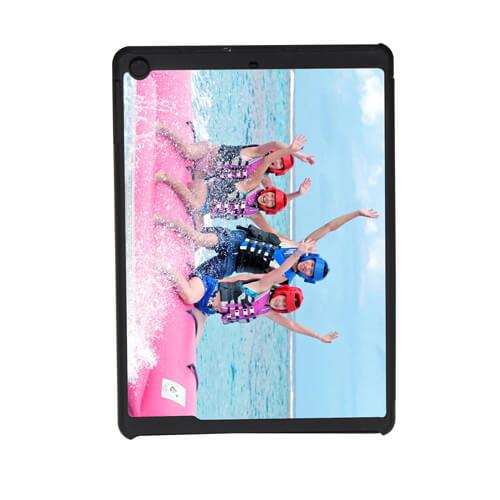 iPad fekete műanyag tok szublimáláshoz, préseléshez