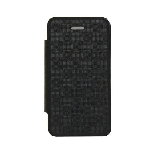 iPhone 4/4S fekete felnyitható tok szublimáláshoz, préseléshez