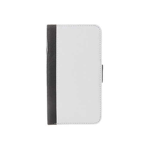Szublimálható iPhone XS Max ECO bőr tok - fekete