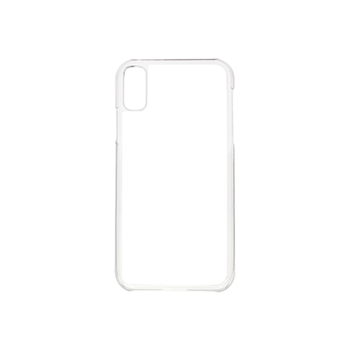 Szublimálható iPhone XR műanyag átlátszó tok