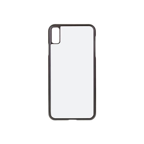 Szublimálható iPhone XR műanyag fekete tok