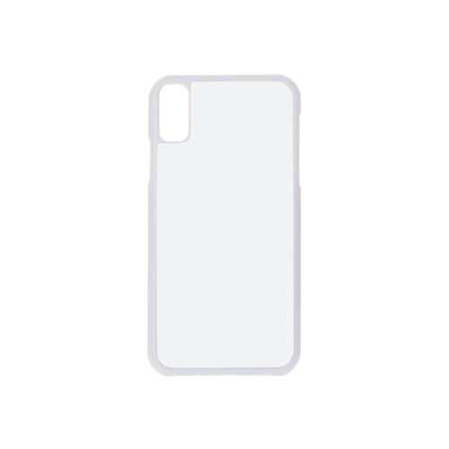 Szublimálható iPhone XR műanyag fehér tok