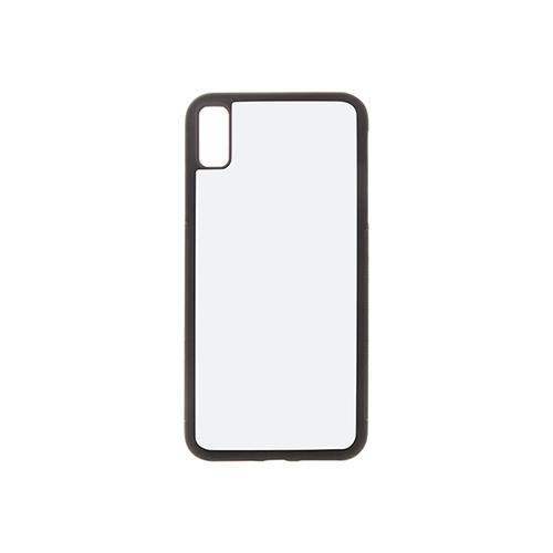 Szublimálható iPhone XR fekete 3D tok