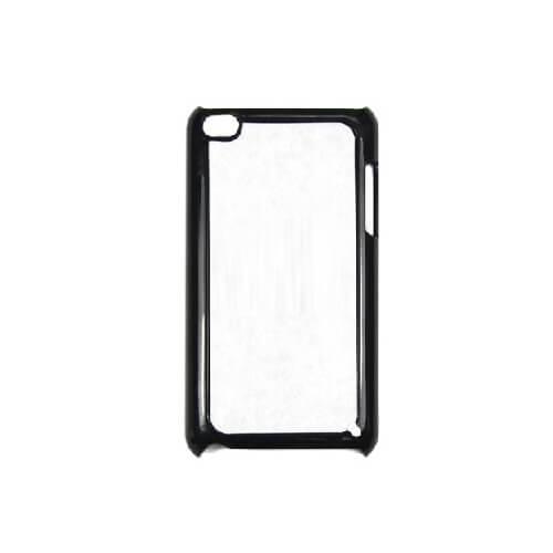 iPod Touch 4 fekete műanyag tok szublimáláshoz, préseléshez