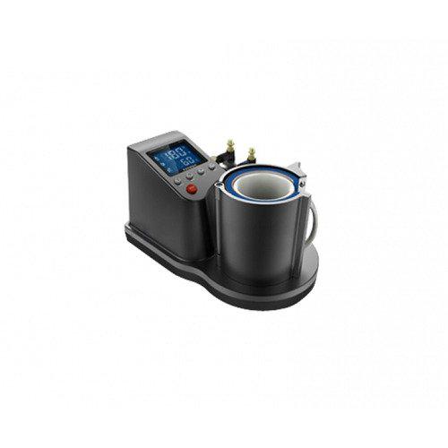 Függőleges pneumatikus bögre hőprés - JTSB11-Q-2 modell szublimáláshoz