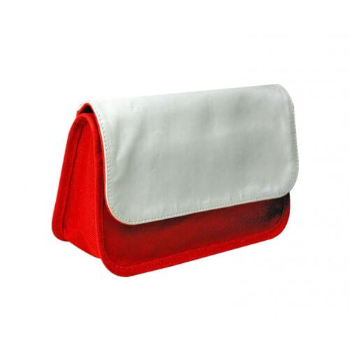 Piros ceruzatartó szublimáláshoz, préseléshez