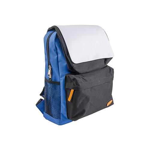 Szublimálható gyerek hátizsák - kék