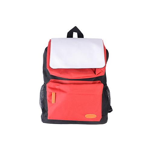 Szublimálható gyerek hátizsák - piros