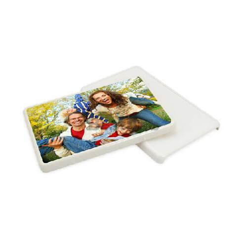 Kindle Fire fehér műanyag tok szublimáláshoz, préseléshez