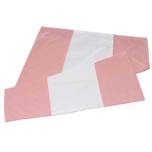Rózsaszín babatakaró szublimáláshoz, préseléshez