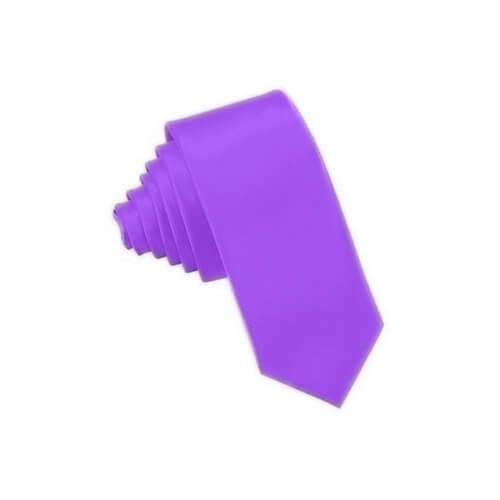 Lila nyakkendő szublimáláshoz, préseléshez