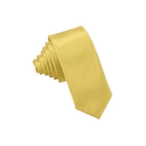 Aranyszínű nyakkendő szublimáláshoz, préseléshez