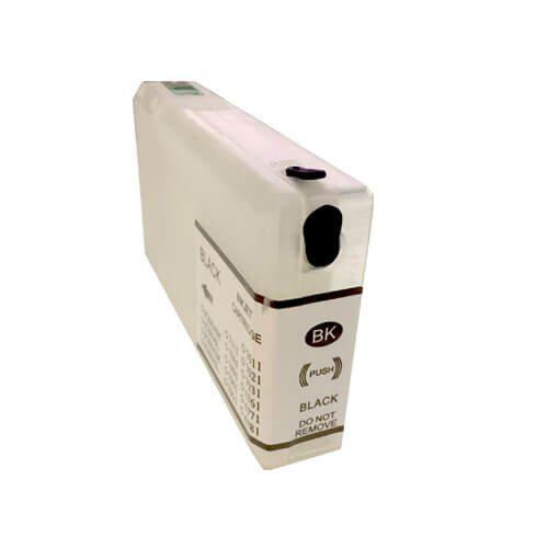 Újratölthető tintapatronok az Epson WP-4095DN-hoz - Fekete
