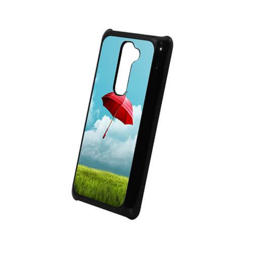 LG G2 fekete műanyag tok szublimáláshoz, préseléshez