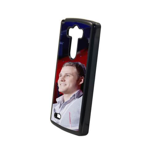 LG G3 fekete műanyag tok szublimáláshoz, préseléshez